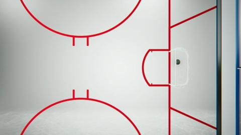 Hockey 101: The Playing Surface – English