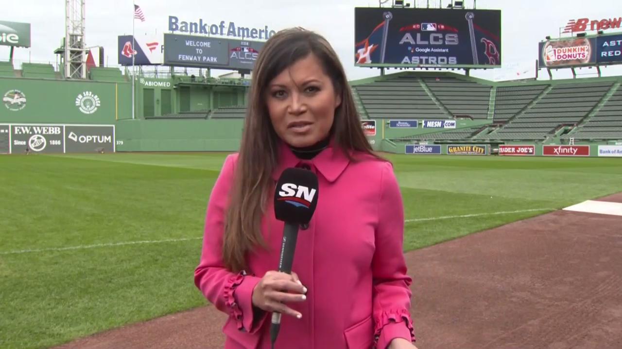 buy online c39b4 45d27 Alex Rodriguez loses bet to David Ortiz, wears Red Sox ...