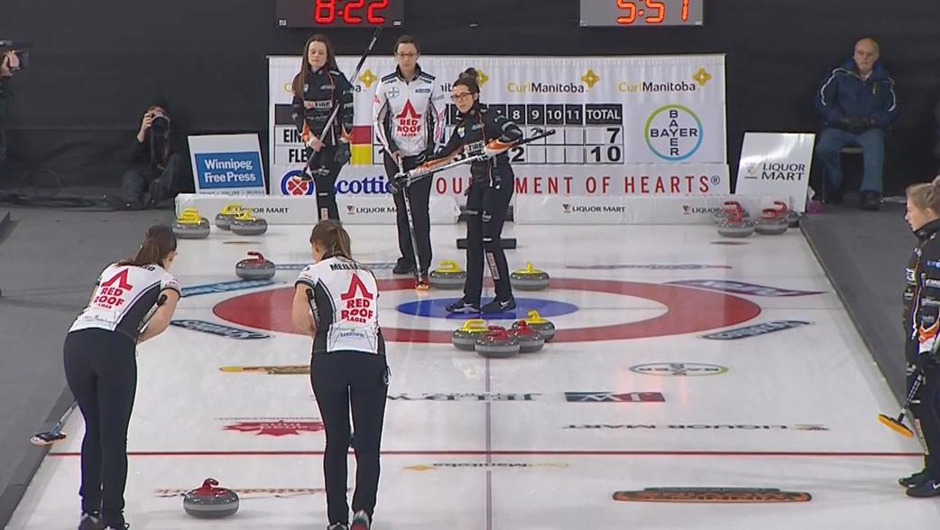 Provincial curling tracker: Carey, Fleury secure Scotties