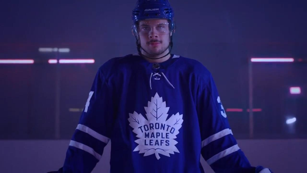 Maple Leafs star Auston Matthews named EA Sports NHL 20 cover