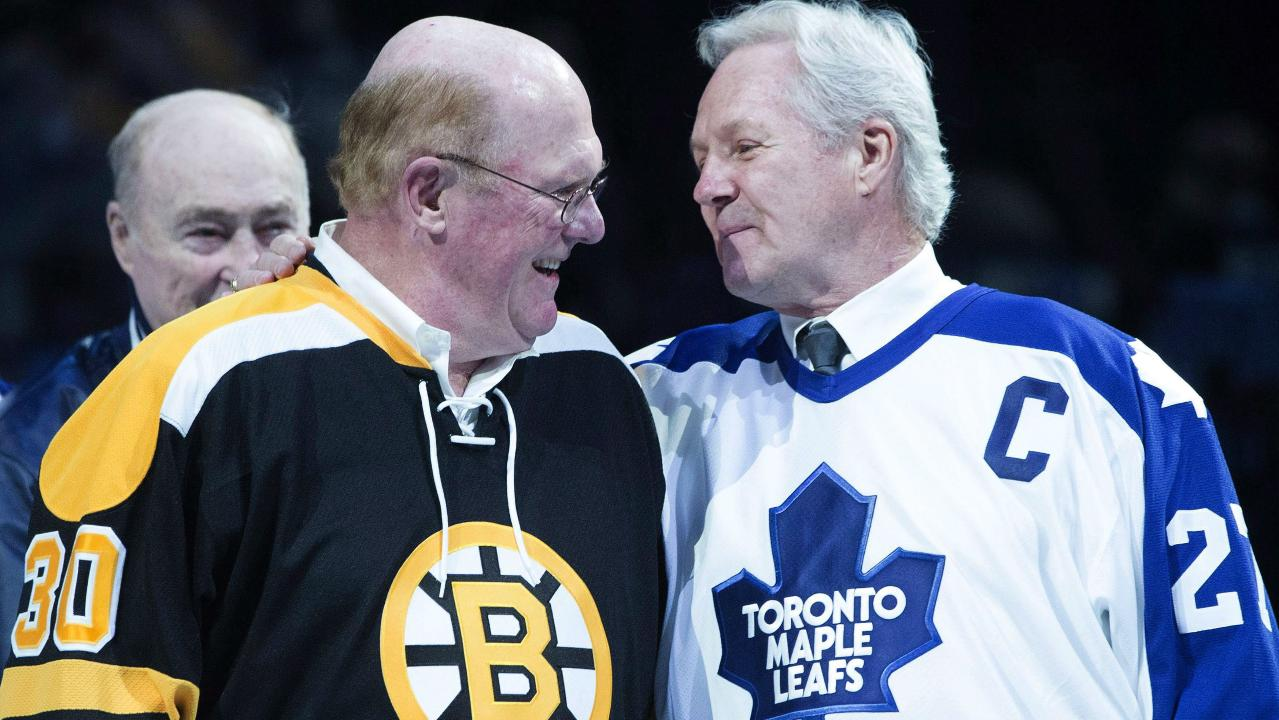 Darryl Sittler: There's a real pride and honour being named captain of Maple Leafs