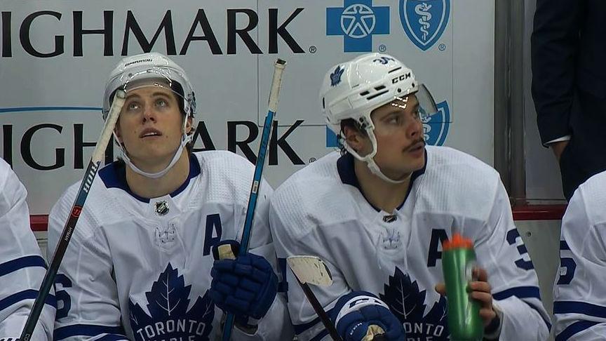 Burke: Maple Leafs 'looked like 20 strangers' against Penguins - Sportsnet.ca